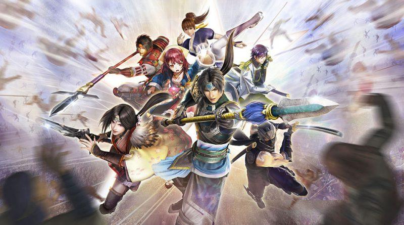 Warriors All-Stars PS Vita PS4 Musou Stars