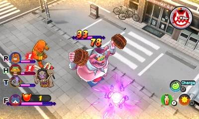 The Yo-kai Watch 2: Psychic Specters 3DS
