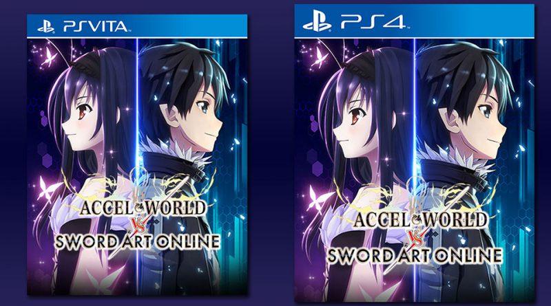 Accel World VS Sword Art Online PS Vita PS4