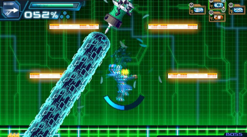 Azure Striker Gunvolt: Striker Pack Nintendo Switch