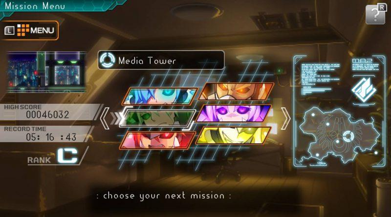 Azure Striker Gunvolt: Striker Pack Nintendo Switch