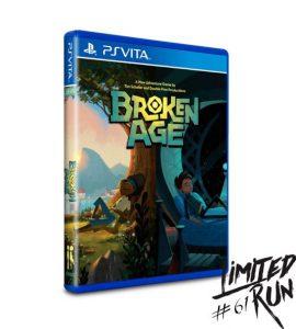 Broken Age PS Vita