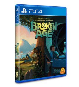 Broken Age PS4