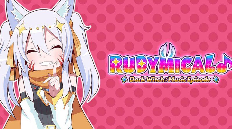 Dark Witch Music Episode: Rudymical Nintendo Switch