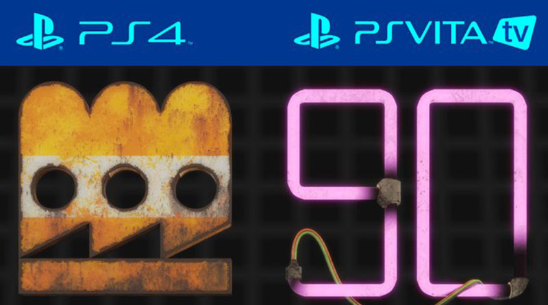 Factotum 90 PS Vita PS4