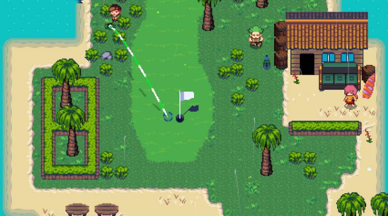 Golf Story Nintendo Switch