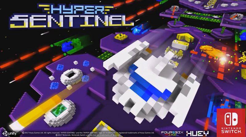 Hyper Sentinel Nintendo Switch