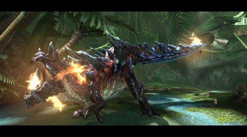 Monster Hunter XX Nintendo Switch