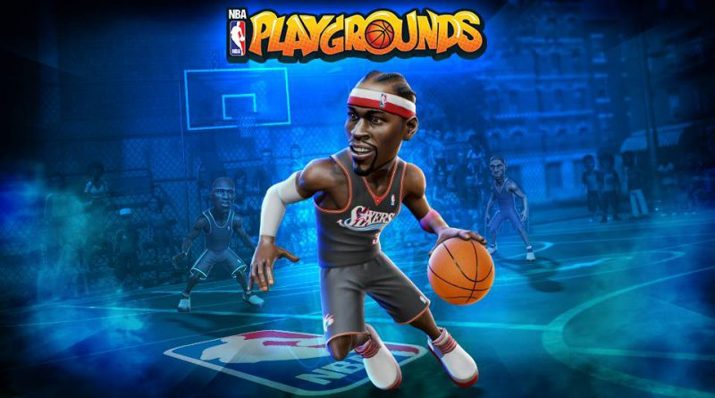 NBA Playgrounds Nintendo Switch