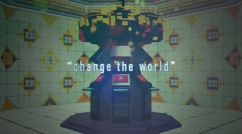 Our World is Ended PS Vita