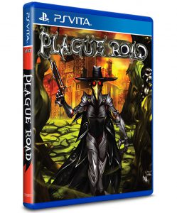 Plague Road PS Vita
