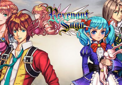 Revenant Saga Out Now For PS Vita & PS4 In Europe and Australia