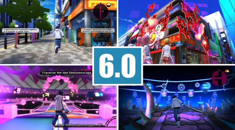 Review Akiba's Beat PS Vita