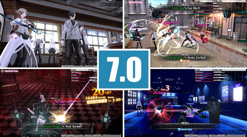 Review The Caligula Effect PS Vita