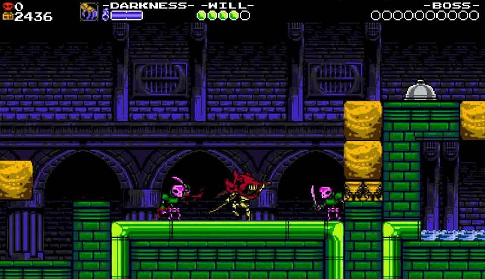 Shovel Knight: Specter of Torment PS Vita