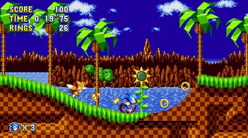 Sonic Mania Nintendo Switch