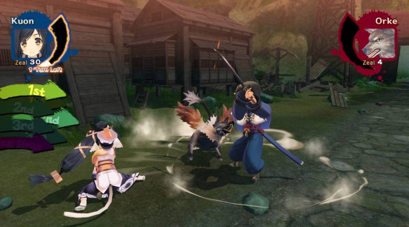 Utawarerumono: Mask of Truth PS Vita PS4