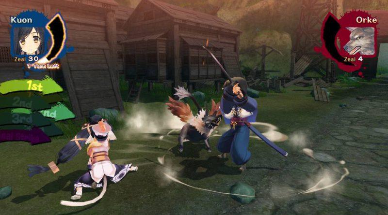 Utawarerumono: Mask of Truth PS Vita PS4