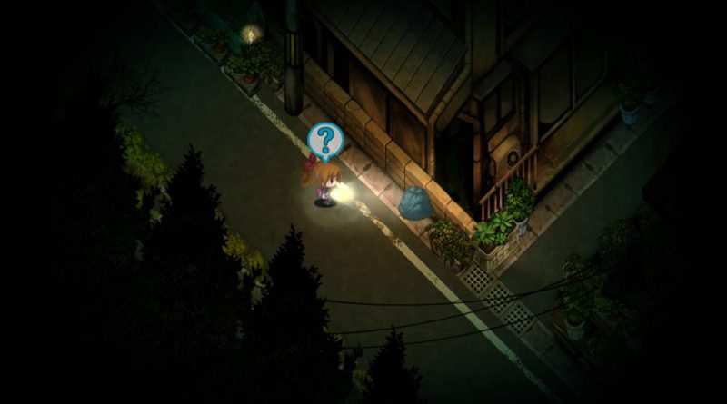 Yomawari: Midnight Shadows PS Vita PS4