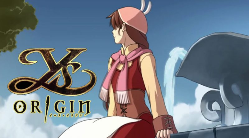 Ys Origin PS Vita PS4