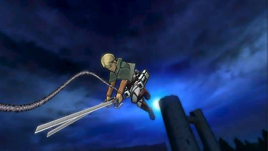 Attack on Titan 2: Future Coordinates 3DS
