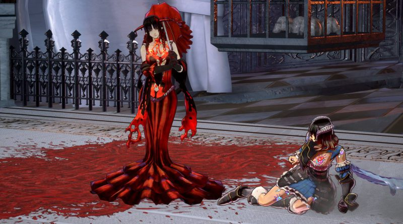 Bloodstained: Ritual of the Night PS Vita PS4 Nintendo Switch