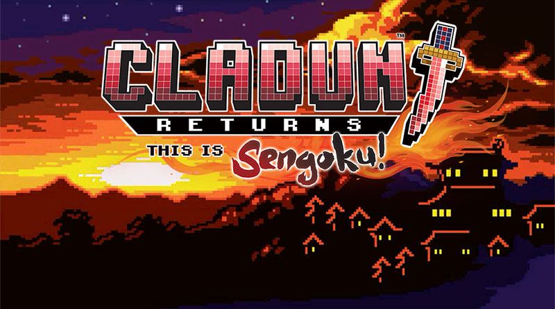 Cladun Returns: This is Sengoku! PS Vita