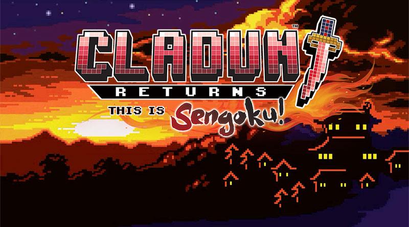 Cladun Returns: This is Sengoku! PS Vita