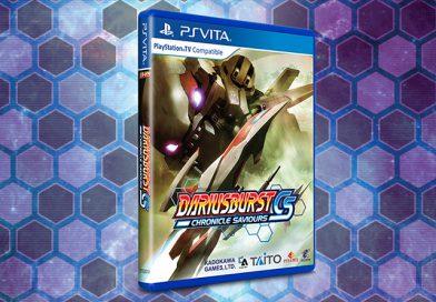 DARIUSBURST Chronicle Saviours Physical PS Vita Edition Now Available