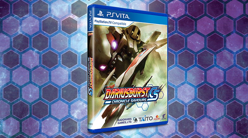 DARIUSBURST Chronicles Saviours PS Vita