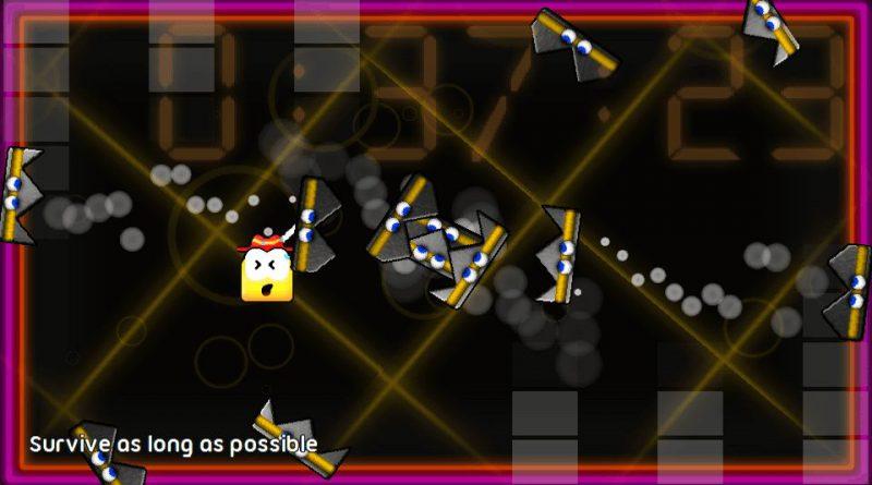 Don't Die, Mr. Robot PS Vita