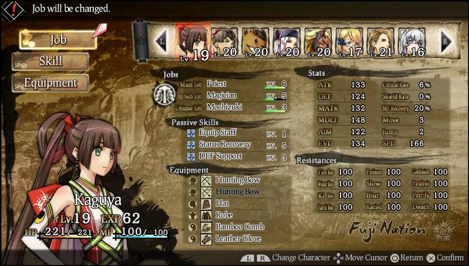God Wars: Future Past PS Vita