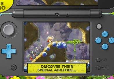 Hey! Pikmin Demo Now Available For 3DS In Europe