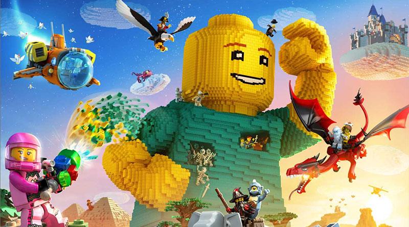 LEGO Worlds Nintendo Switch