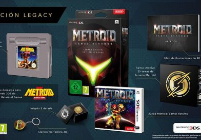 Metroid: Samus Returns For 3DS Gets Limited Legacy Edition