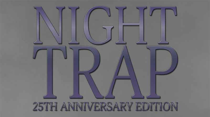 Night Trap – 25th Anniversary Edition PS Vita