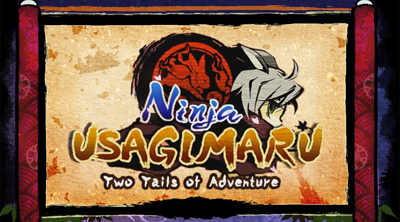 Ninja Usagimaru: Two Tails of Adventure PS Vita