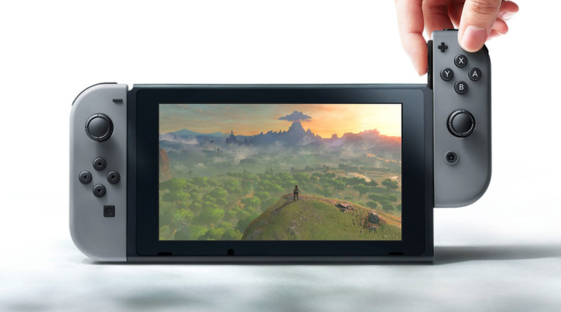 Nintendo Switch System Update Version 3.0.0