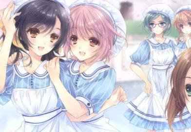 First Look At Nurse Love Addiction On The PS Vita