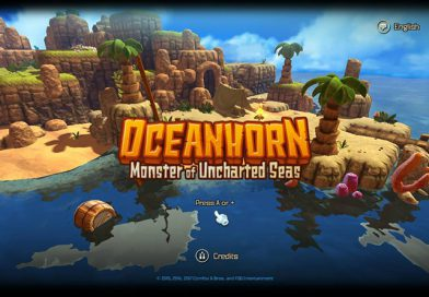 Oceanhorn: Monster of Uncharted Seas Out Today On Nintendo Switch