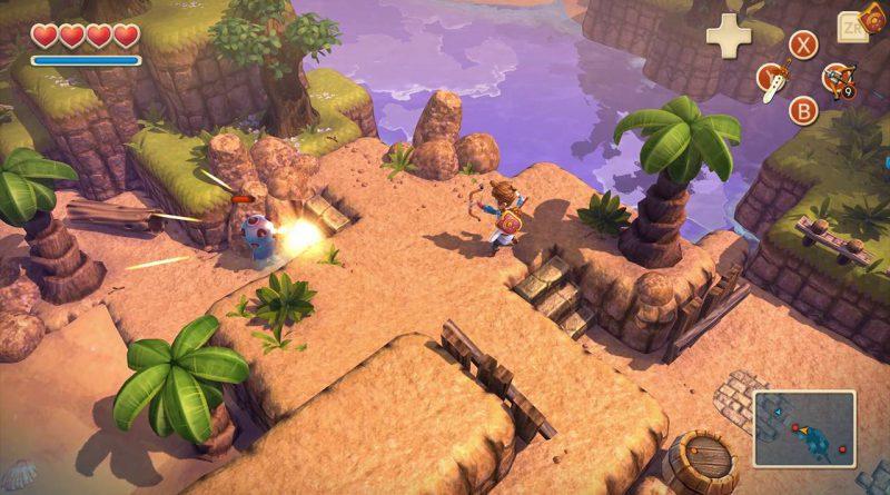 Oceanhorn: Monster of Uncharted Seas Nintendo Switch