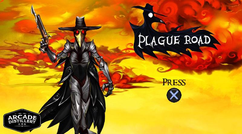 Plague Road PS Vita