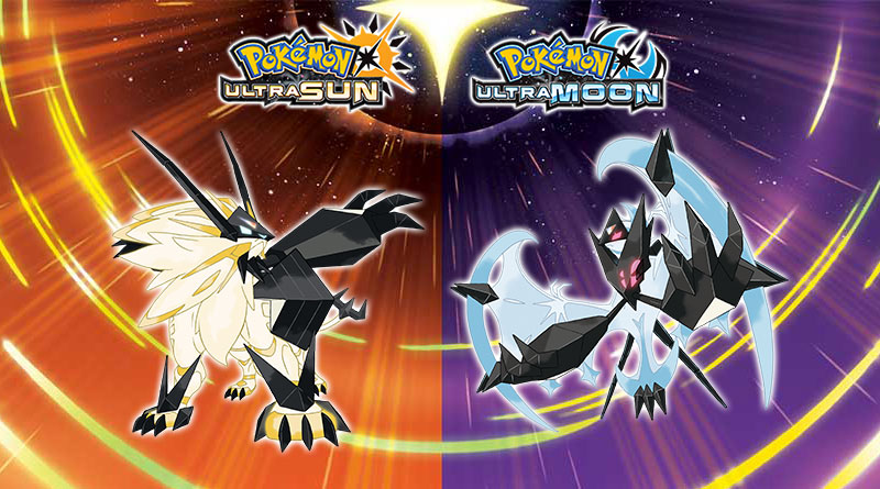 Pokemon Ultra Sun & Pokemon Ultra Moon 3DS