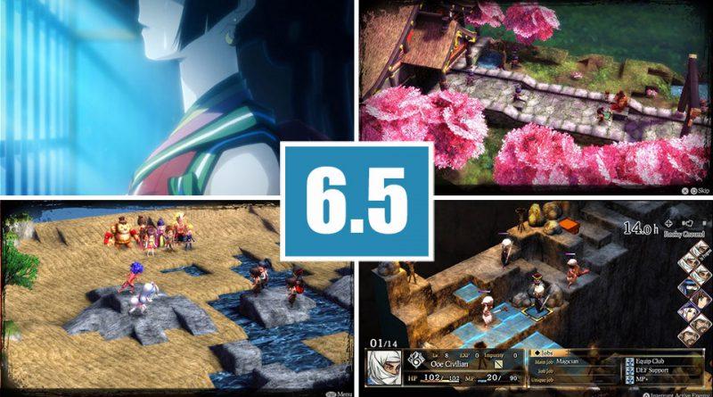 Review: God Wars: Future Past PS Vita