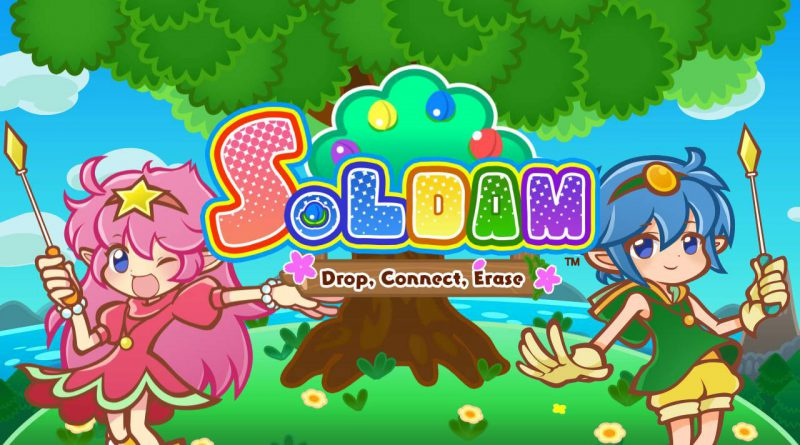 Soldam: Drop, Connect, Erase Nintendo Switch