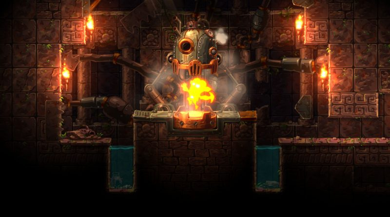 SteamWorld Dig 2 Nintendo Switch