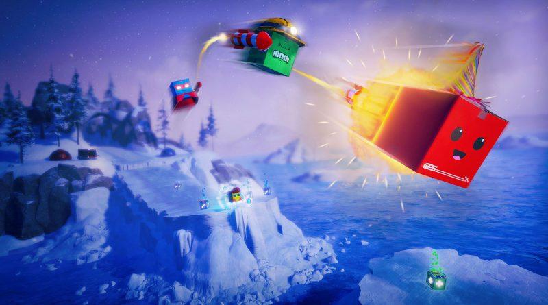 Unbox: Newbie's Adventure Nintendo Switch