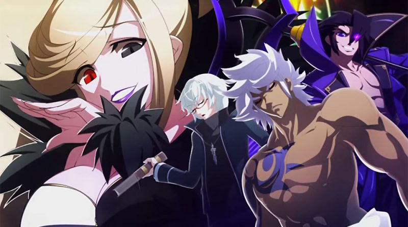 Under Night In-Birth Exe:Late[st] PS Vita PS3 PS4