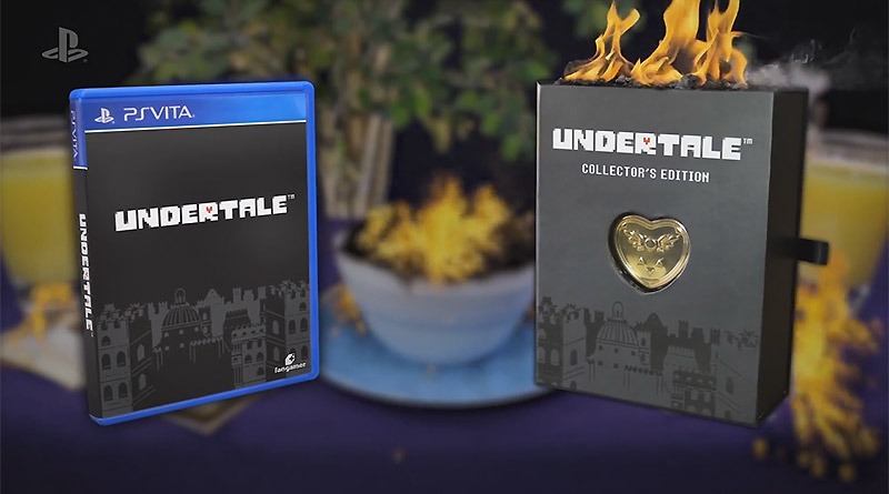 Undertale PS Vita