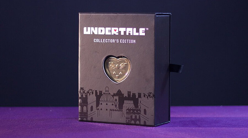Undertale PS Vita Collector's Edition
